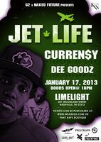 JET LIFE CURREN$Y TOUR