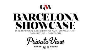 Barcelona Showcase Art Event VIP TICKET