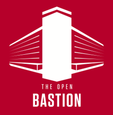 The Open Bastion logo