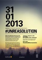 institute B's Unreasolution Workshop