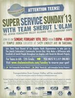 Super Service Sunday