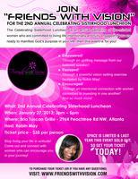2nd Annual Celebrating Sisterhood Luncheon