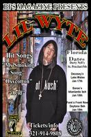LIL WYTE at Decosey's Night Club in Lake Wales