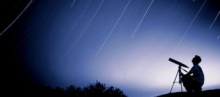 Family Stargazing Night