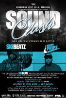 Soundclash: New Orleans Premier Beat Battle w/ the...
