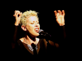 HAZEL O'CONNOR Breaking Glass Barefoot Tour