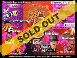 My Funny Valentine - Sun., 02/17/2013 @ 7pm with EDDIE...
