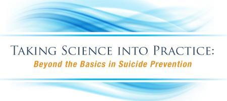Taking Science into Practice:   Beyond the Basics in...