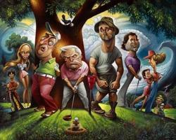 MOVIES IN THE ATTIC: Caddyshack!