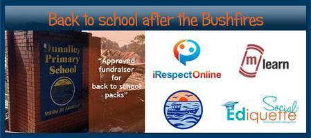 Back to School Tasmanian Bushfire Appeal - We are...