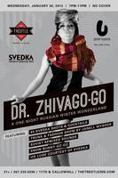 The Trestle Inn Presents: Dr. ZhivaGo-Go Winter Event