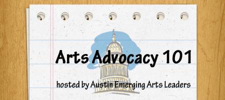 Arts Advocacy 101