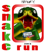 Tatur's Snake Run  2013