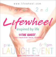 Lifewheel Pre-launch Party