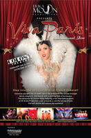 """ Viva Paris"" International Show by Erika Moon"