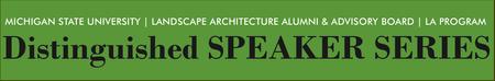 MSU Landscape Architecture Program   Broad Art Museum T...