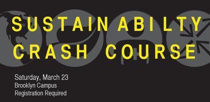CSDS Sustainability Crash Course 2013