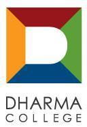 DHARMA COLLEGE | Six-Week Courses begin January 16...
