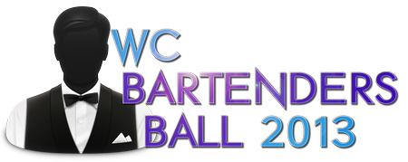 WC Bartenders Ball 2013