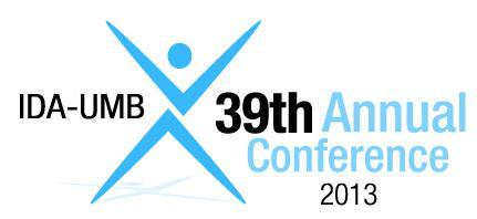 IDA-UMB 39th Annual Conference 2013