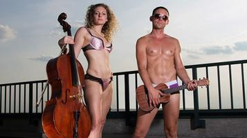 THE SKIVVIES featuring award-winning Broadway...