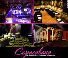Fridays At Copacabana NYC Ladies free