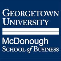 McDonough School of Business Alumni Reception:...
