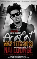 ARAFAT YOROBO TOUR :::::: DALLAS EDITION MAY 11TH @NAI...