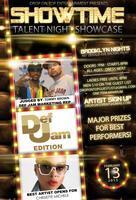 Showtime Showcase : Def Jam Edition