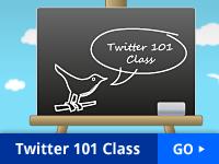 Digital Loft Class Series:  Twitter 101