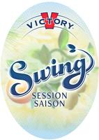 Victory tapping Swing Session Saison and more @ TapHouse...