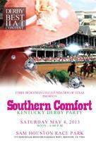 Southern Comfort Kentucky Derby Party