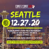 Coast 2 Coast LIVE Showcase Seattle - Artists Win $50K...