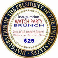 Presidential Inauguration Watch Party Brunch