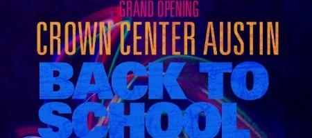 Crown Center Grand Opening Party