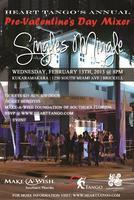 Singles Mingle - Pre-Valentine's Day Mixer