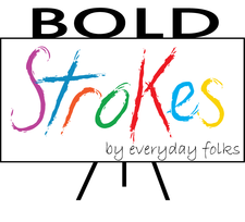 BOLD Strokes by everyday folks logo