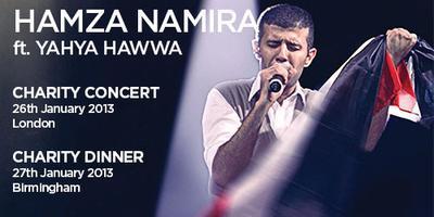 Hamza Namira Live In Concert - London