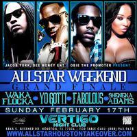 Yo Gotti, Waka, Fabolous, Sheneka Adams @ VERTIGO...