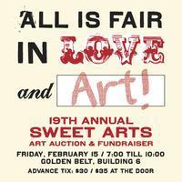 Durham Art Guild's 19th Annual Sweet Arts Art Auction...