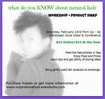 what do you KNOW about natural hair   a...