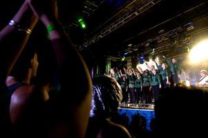 """Reaching Out"" UO Gospel Singers Benefit Concert, 6:00..."