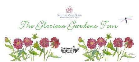 The Glorious Gardens Tour 2013  Honoring Father John...