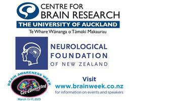 BRAIN DAY AUCKLAND 2013 - please note change in venue:...