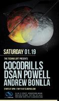 ✦ COCODRILLS & DAVID TORT ✦ SPACE MIAMI ✦ Saturday,...
