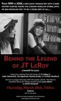 Behind the Legend of JT LeRoy