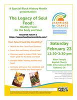 Legacy of Soul Food