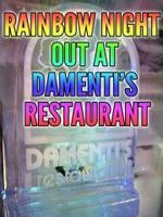 NEPA Rainbow Night OUT at Damenti's Ice Bar
