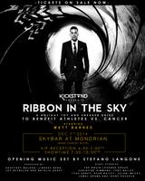 Ribbon In The Sky Holiday Party Hosted by Matt Barnes o...