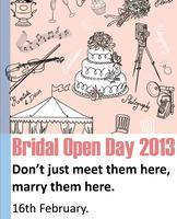 Bridal Open Day 2013